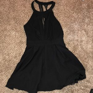 Formal mini dress